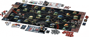 Star Wars: Rebellion / Star Wars: Rebelie plocha