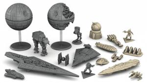 Star Wars: Rebellion / Star Wars: Rebelie figurky