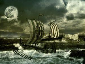 Valhalla - zlatá síň plná bojovníků a další legendy a pověsti ze severské mytologie cover 1