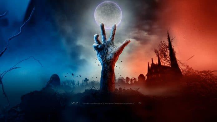 Mrtví neumírají / The Dead Don´t Die cover