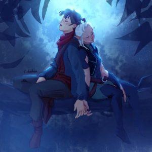 Dračí princ / The Dragon prince 7