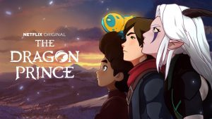 Dračí princ / The Dragon prince 8