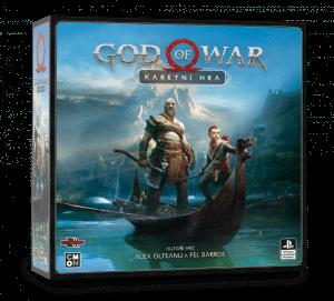 God of War desková hra 1
