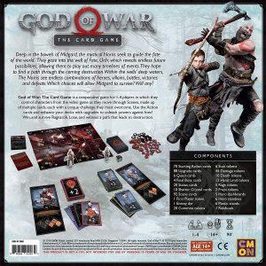 God of War desková hra 12