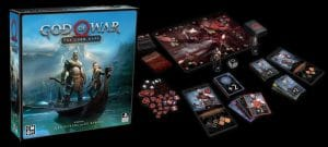 God of War desková hra 3
