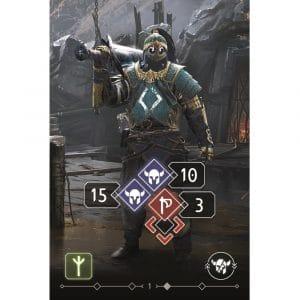 God of War desková hra 5