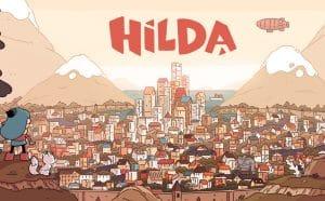 Hilda audiokniha 4