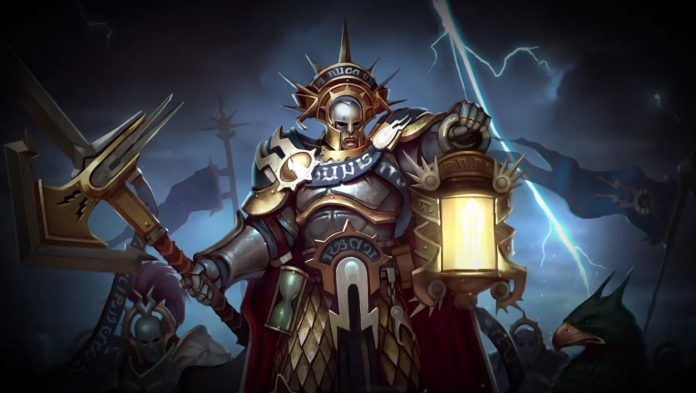 Svět Warhammeru Age of Sigmar II: Síly Řádu cover