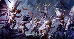 Svět Warhammeru Age of Sigmar II: Síly Řádu 16
