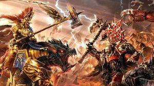 Svět Warhammeru Age of Sigmar II: Síly Řádu 1