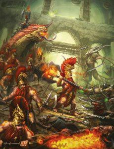 Svět Warhammeru Age of Sigmar II: Síly Řádu 22