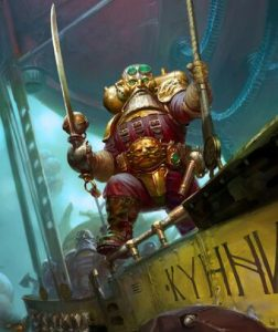 Svět Warhammeru Age of Sigmar II: Síly Řádu 23
