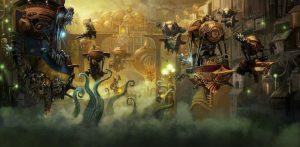Svět Warhammeru Age of Sigmar II: Síly Řádu 24