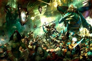 Svět Warhammeru Age of Sigmar II: Síly Řádu 2