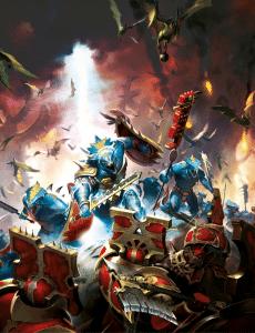 Svět Warhammeru Age of Sigmar II: Síly Řádu 31