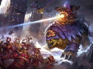 Svět Warhammeru Age of Sigmar II: Síly Řádu 32