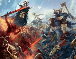 Svět Warhammeru Age of Sigmar II: Síly Řádu 34