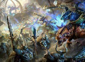Svět Warhammeru Age of Sigmar II: Síly Řádu 35