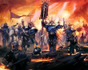 Svět Warhammeru Age of Sigmar II: Síly Řádu 3