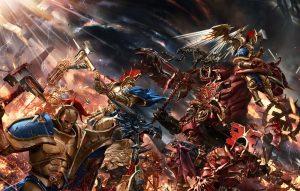 Svět Warhammeru Age of Sigmar II: Síly Řádu 40