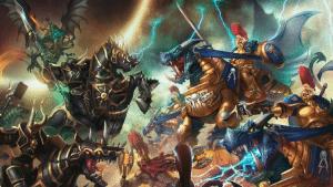 Svět Warhammeru Age of Sigmar II: Síly Řádu 42