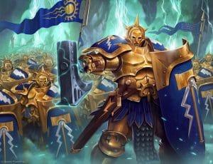 Svět Warhammeru Age of Sigmar II: Síly Řádu 5
