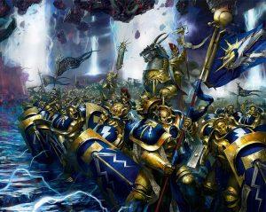 Svět Warhammeru Age of Sigmar II: Síly Řádu 6