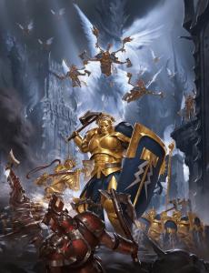 Svět Warhammeru Age of Sigmar II: Síly Řádu 7