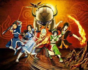 Avatar: Poslední vládce větru.