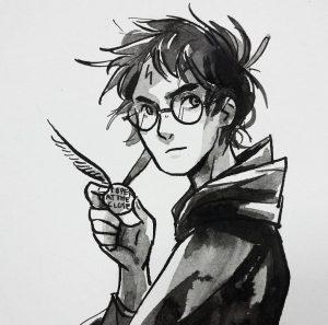 Harry Potter – postřehy k překladu 8