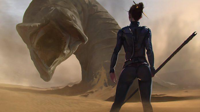 Dune - desková hra - cover
