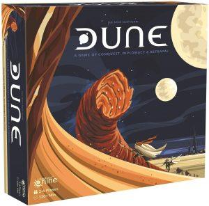Duna - krabice