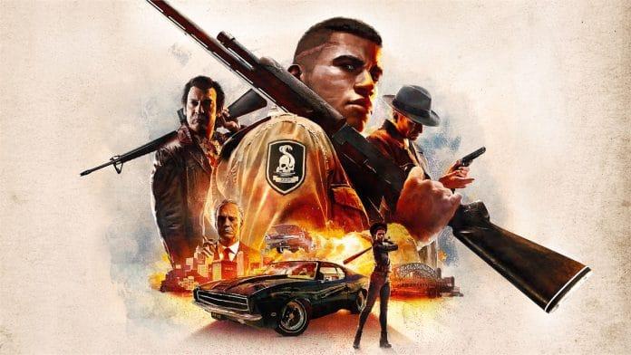 Mafia III: Definitive Edition cover