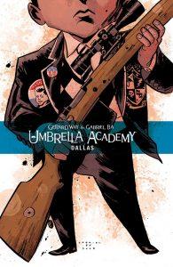 The Umbrella Academy 2 komiks