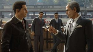 Mafia: Definitive edition 3