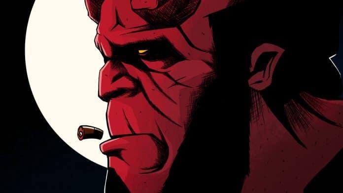 Hellboy: Sémě zkázy cover