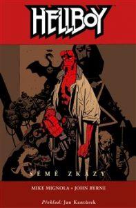 Hellboy: Sémě zkázy obálka
