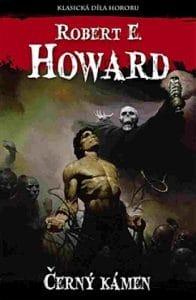 Černý kámen – Robert Ervin Howard obálka