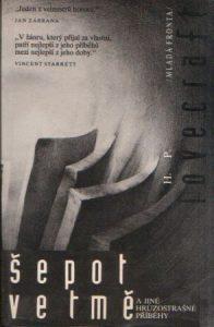 Šepot ve tmě – H. P. Lovecraft obálka