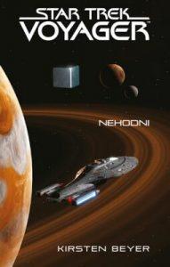 Kirsten Beyer: Nehodní (Star Trek Voyager) cover