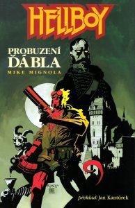 Hellboy: Probuzení ďábla obálka