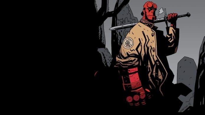 Hellboy: Probuzení ďábla cover