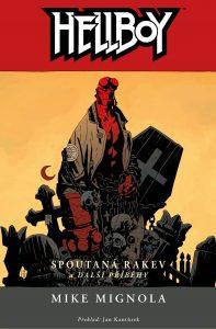Hellboy: Spoutaná rakev a jiné příběhy obálka