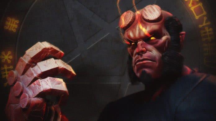 Hellboy: Pravá ruka zkázy cover