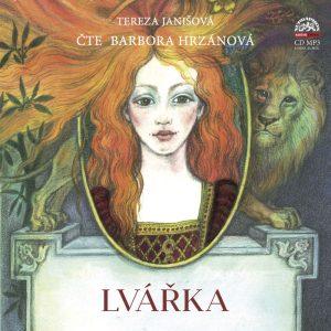 Tereza Janišová – Lvářka obálka 2