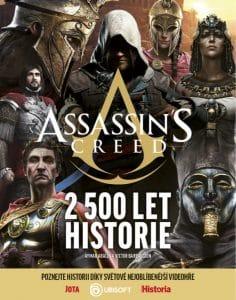 Assassin's Creed - 2500 let historie obálka