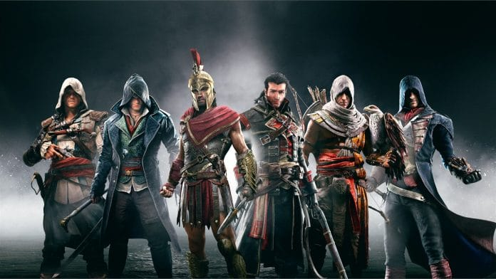 Assassin's Creed - 2500 let historie cover
