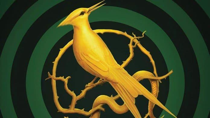 Suzanne Collins: Balada o ptácích a hadech cover