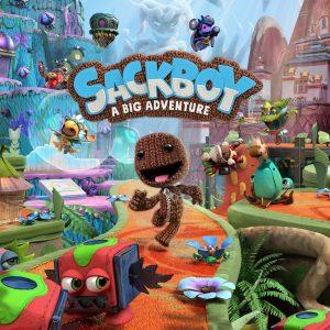Sackboy: A Big Adventure 1