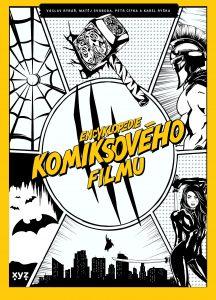 Encyklopedie komiksového filmu obálka